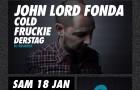 BOXisON #17 John Lord Fonda le 18 janvier 2014 au Vidéo Club (Toulouse)