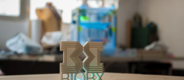 BioBx - logo 3d