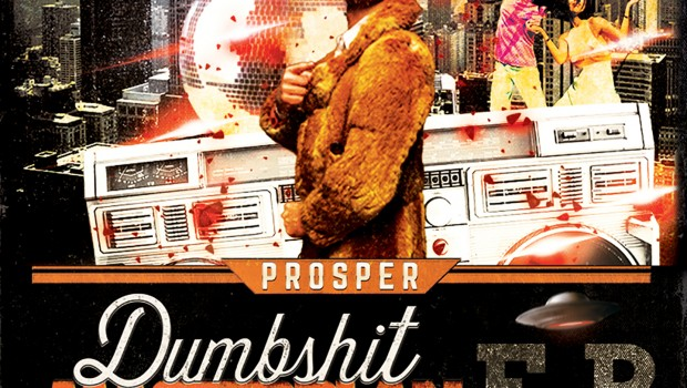 BOXON066 - Prosper - Dumbshit Masterplan_Cover_14400x1440
