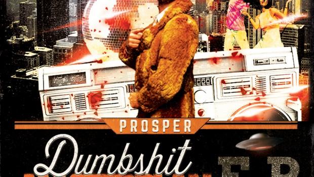 BOXON066 - Prosper - Dumbshit Masterplan_Cover_1440x1440